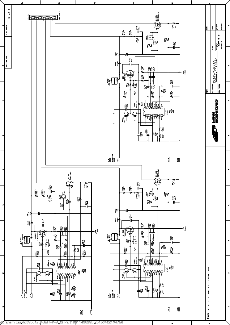 samsung hp s5053 service manual