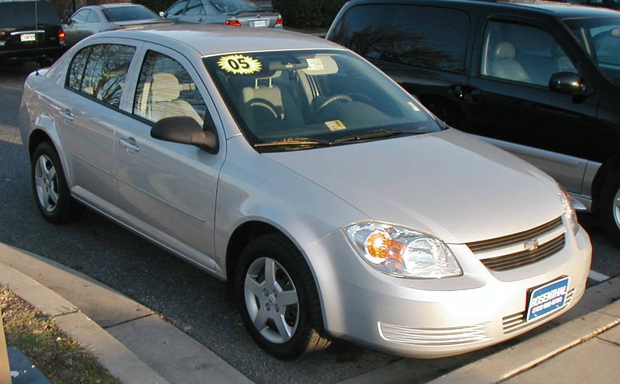 2006 chevy cobalt ls owners manual