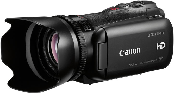 canon hf g10 user manual
