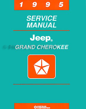 1994 jeep grand cherokee laredo owners manual