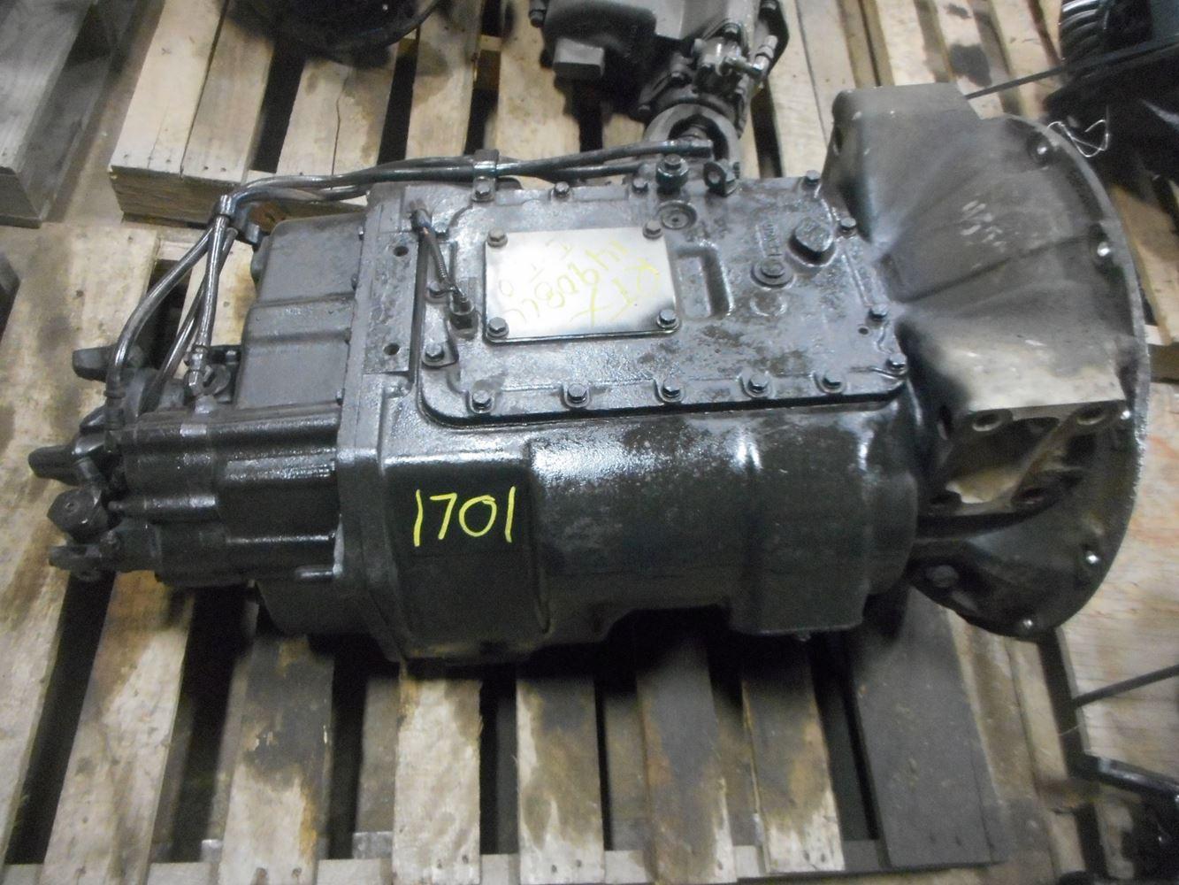 eaton fuller heavy duty transmissions service manual