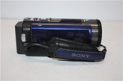 sony handycam dcr sx45 user manual
