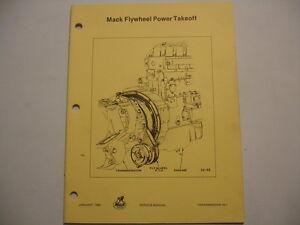 mack t2090 transmission service manual