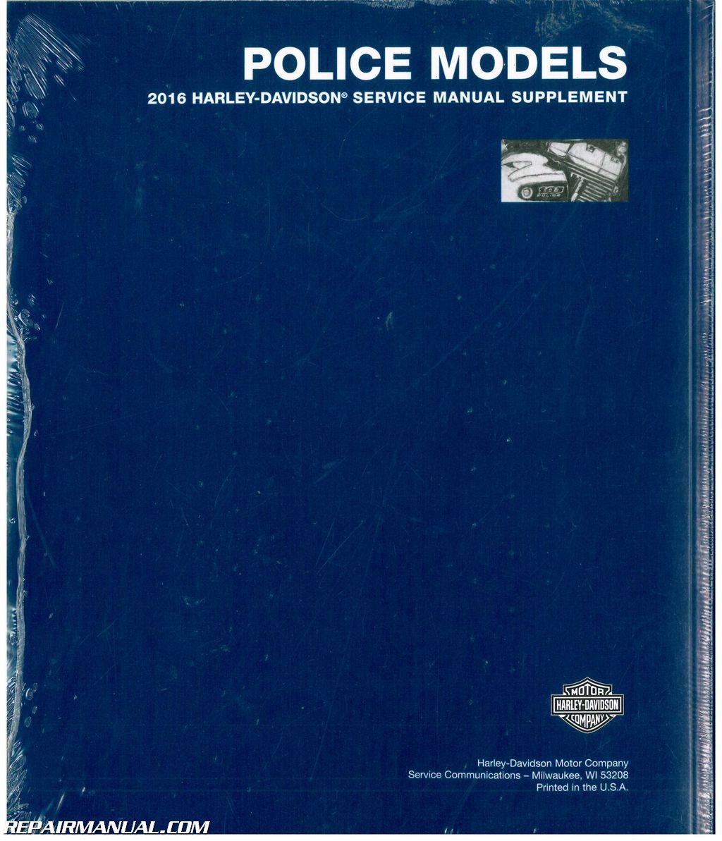 harley davidson electra glide service manual