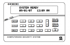 concord 4 series security systems user manual