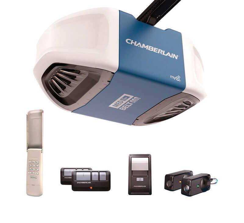 chamberlain 1 2 hp belt drive manual
