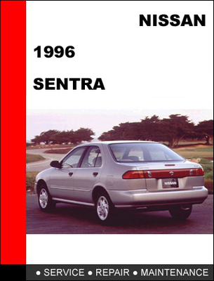 1996 nissan sentra service manual