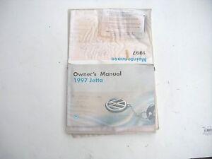 96 vw jetta owners manual