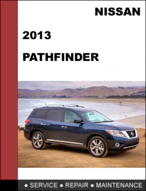 2013 nissan pathfinder user manual