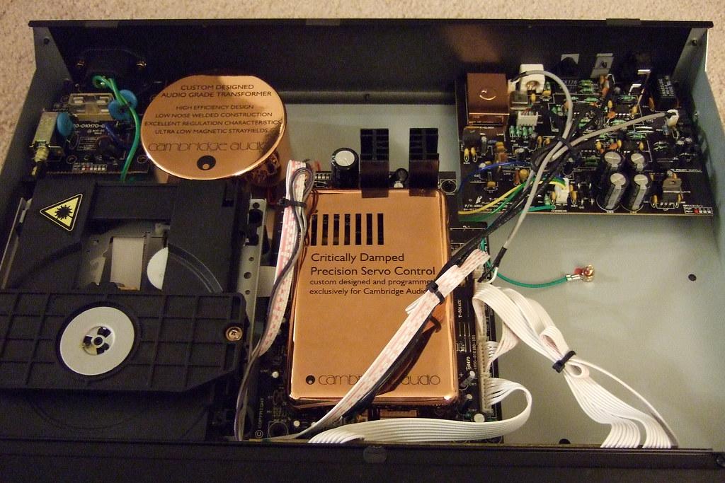 cambridge audio a5 service manual