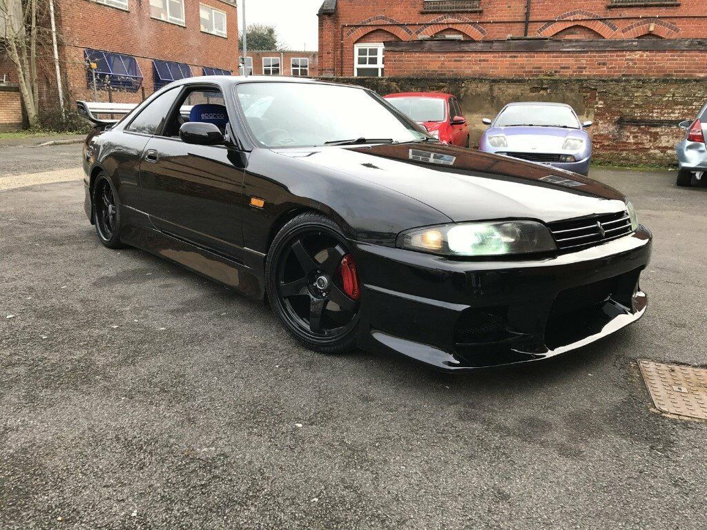 nissan skyline r33 gtst owners manual