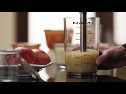 kitchenaid 2 speed hand blender manual