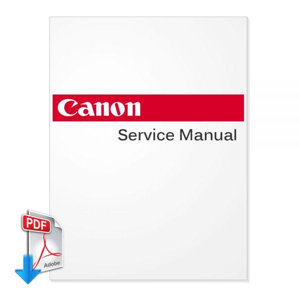 canon dr 5010c service manual