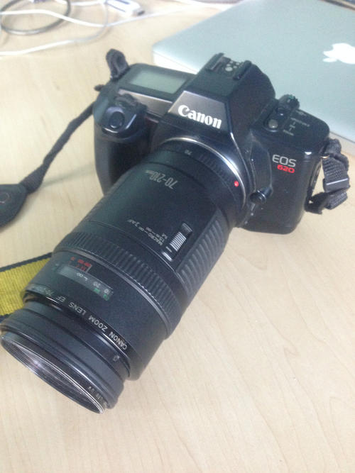 canon eos 500 film camera user manual