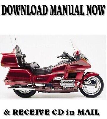 2003 honda goldwing service manual