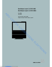 beovision eclipse user manual pdf