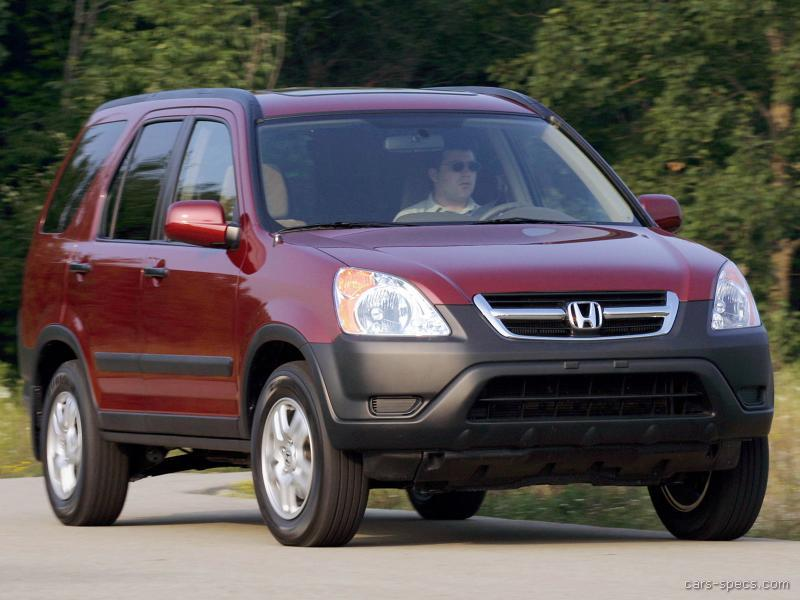 2003 honda crv owners manual