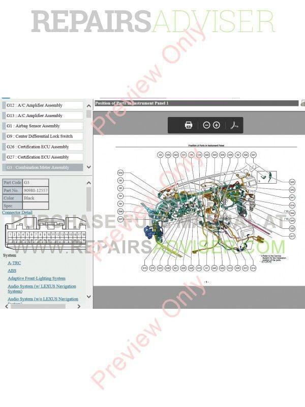 2012 lexus gx 460 owners manual