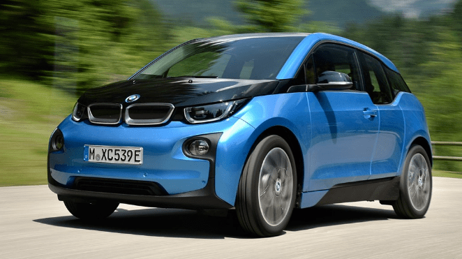 bmw i3 owners manual 2018