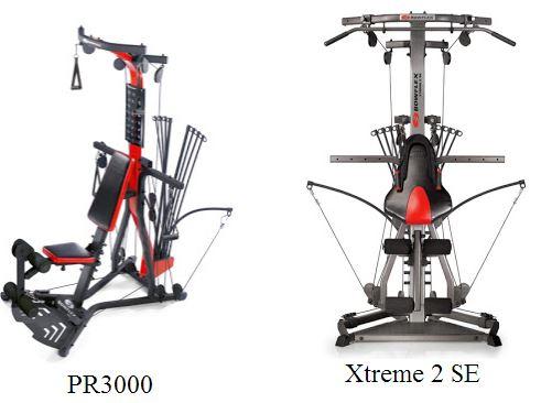 bowflex xtreme 2 se manual pdf