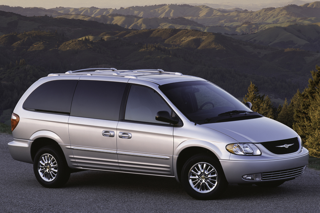 2002 chrysler town and country limited owners manual
