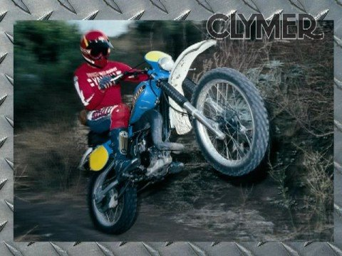 free dirt bike service manuals