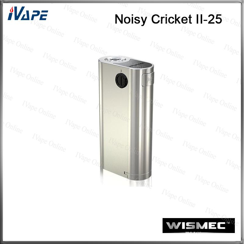 noisy cricket 2 25 manual