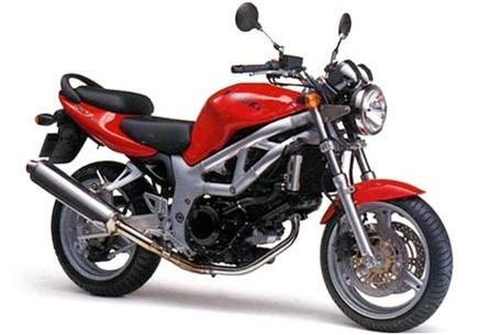 2000 suzuki sv650 owners manual