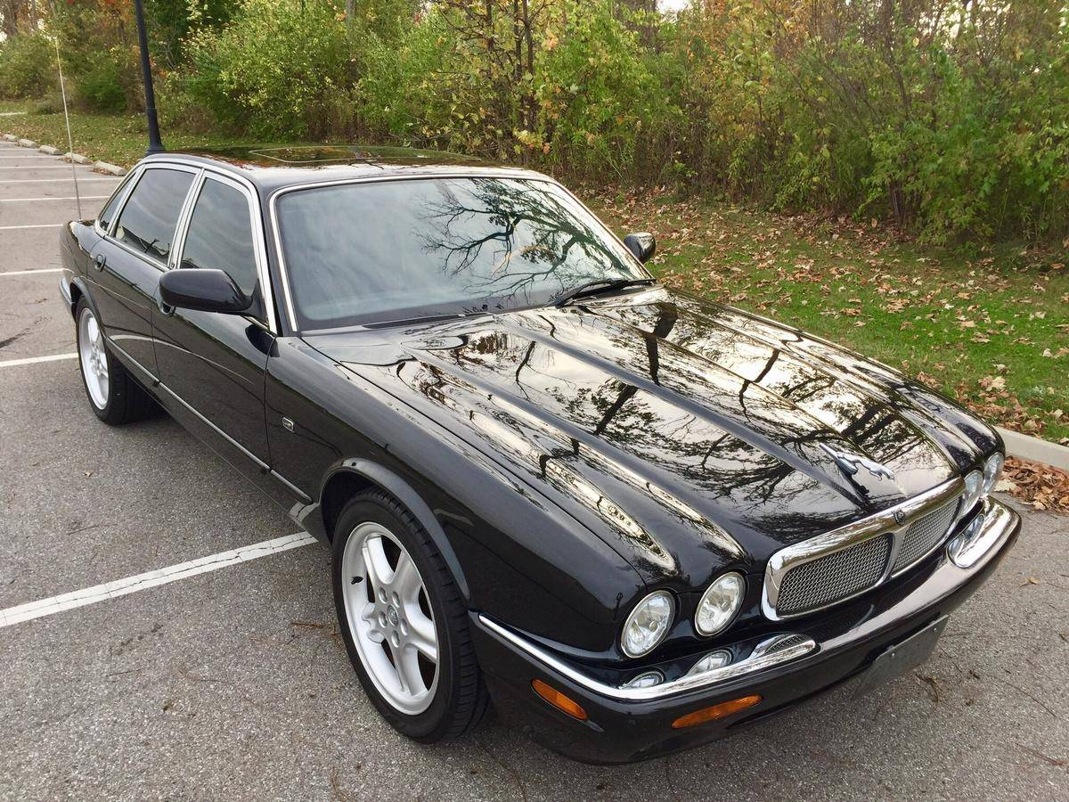 2003 jaguar xj8 owners manual