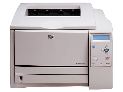 hp laserjet 2300 user manual