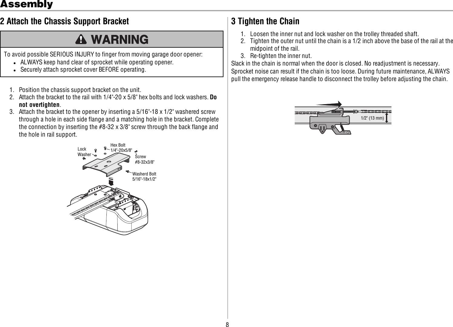 alcidae garage 2 installation manual pdf