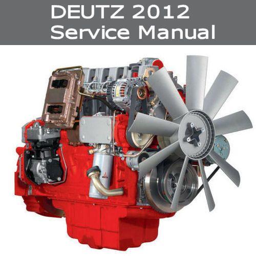 deutz tcd 2012 service manual
