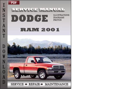 dodge ram service manual free download