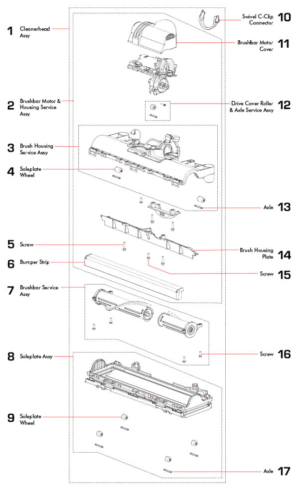 dyson ball animal 2 manual pdf