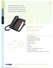 aastra phone 9116 user manual