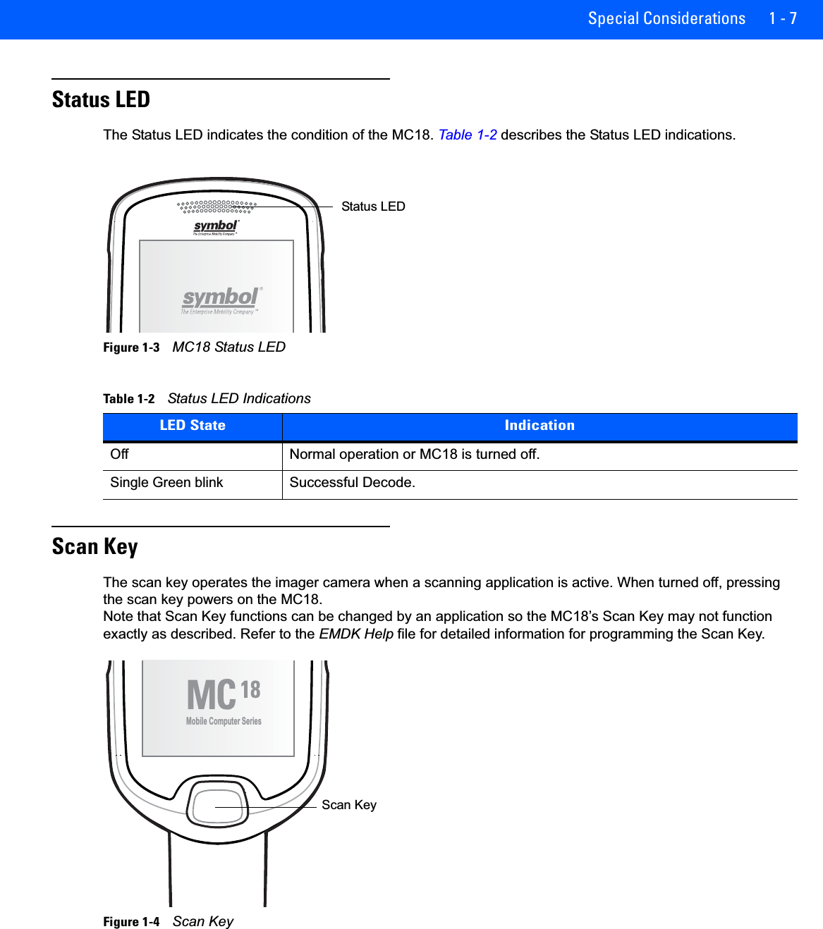 symbol technologies barcode scanner user manual