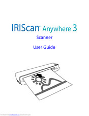 iriscan anywhere 2 user manual