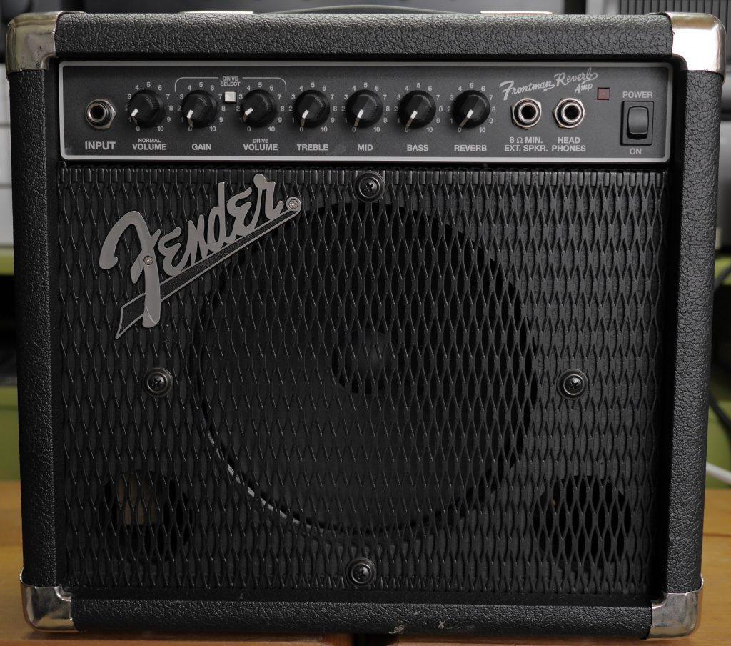 fender frontman 212r service manual