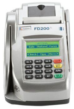 first data fd100 user manual
