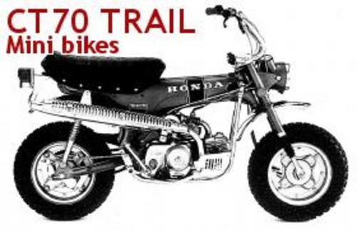 honda trail 70 owners manual