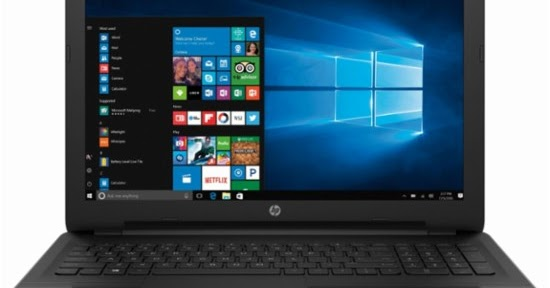 hp 15 laptop user manual