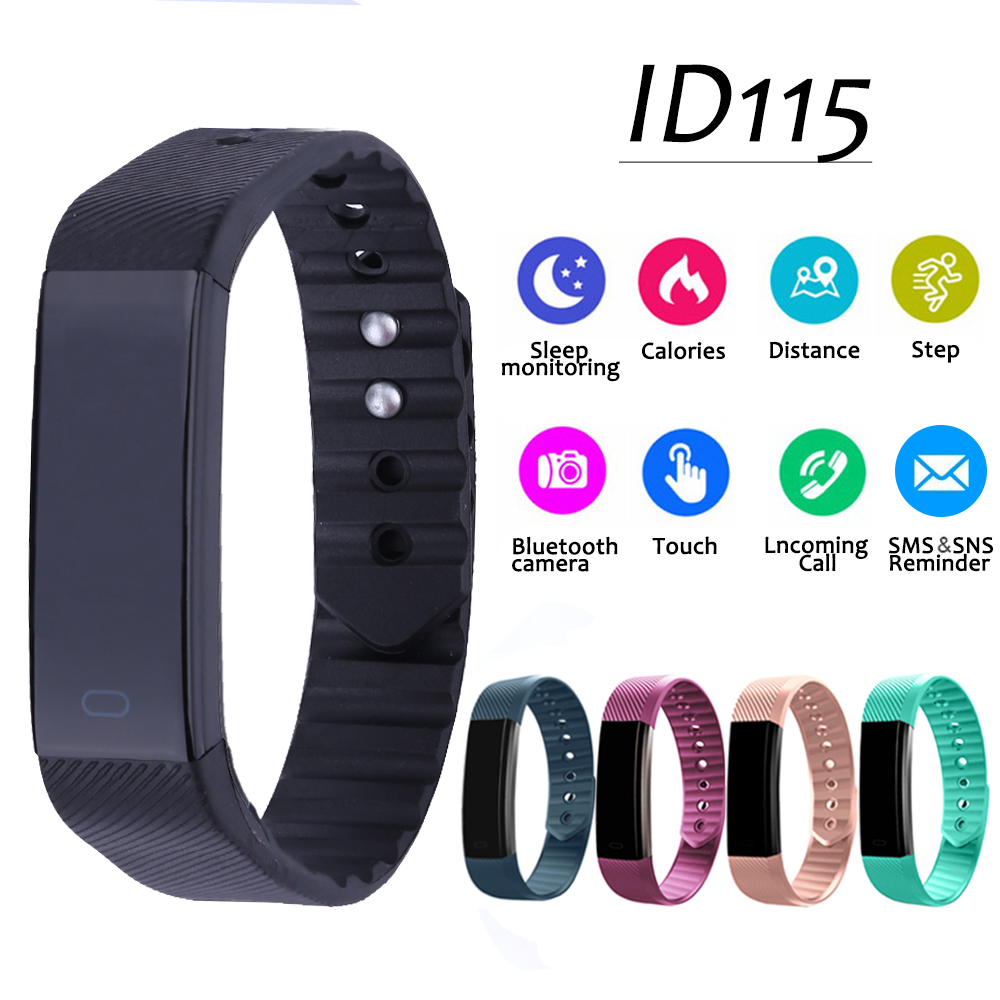 id115 smart bracelet user manual