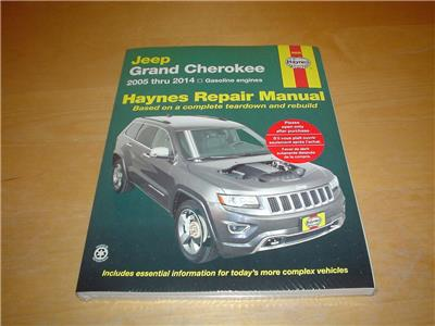 jeep grand cherokee overland owners manual