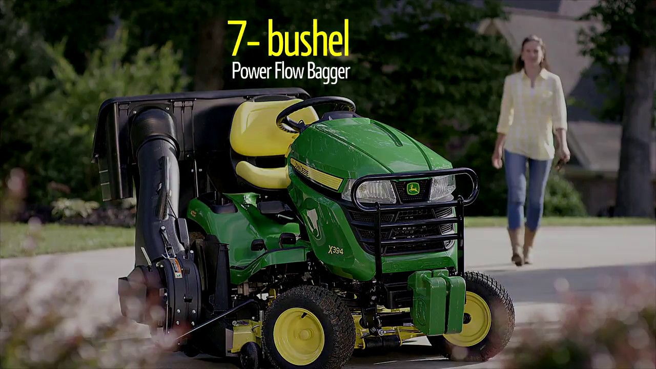 john deere 2 bag power flow collection system manual