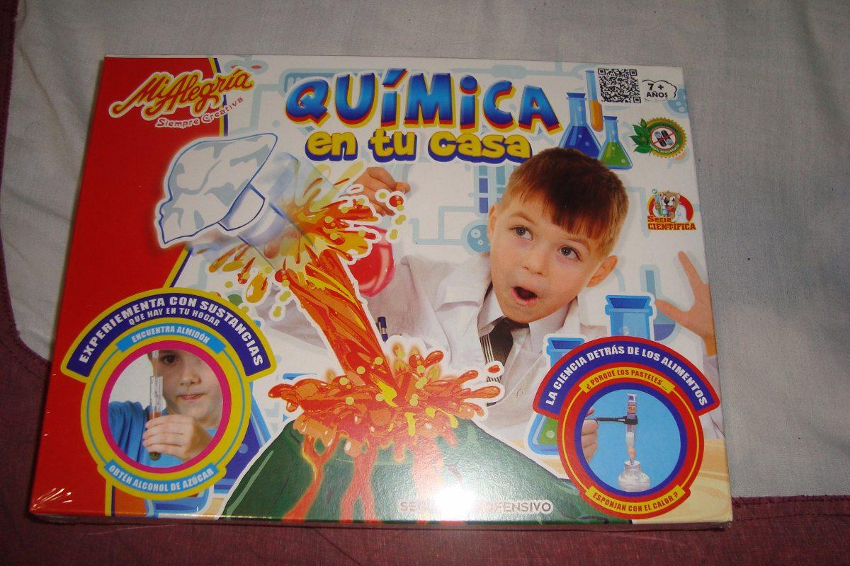 juego de quimica mi alegria 2 manual