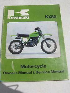 kawasaki kx 80 service manual