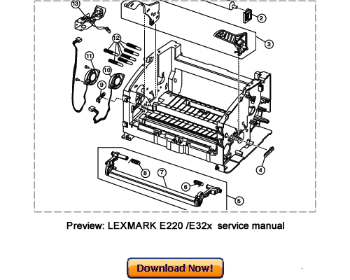 lexmark c792 service manual pdf