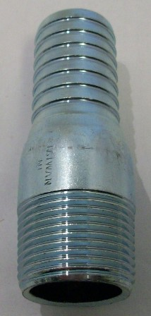manually thread a 1-1 2 galvanized pipe