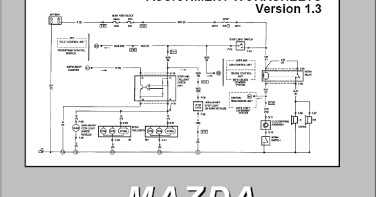 mazda 5 service manual free download