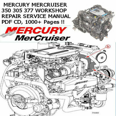 mercruiser 350 mpi service manual pdf